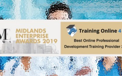 Best Online Professional Development – Training Provider of the Year 2019